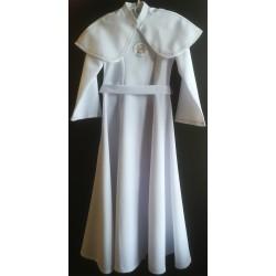 Alba komunijna - sukienkowa