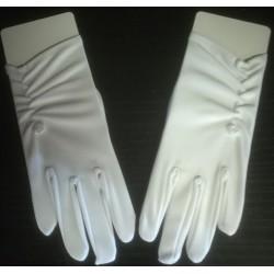 Rękawiczki komunijne - wzór 1