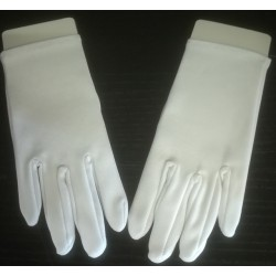 Rękawiczki komunijne - wzór 2
