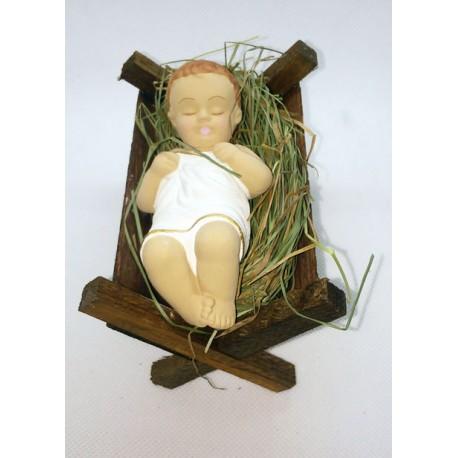Dzieciątko w żłóbku - 11,5 x 7 cm