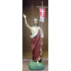 Pan Jezus Zmartwychwstały - figura 76 cm