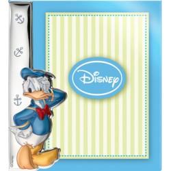 Ramka srebrna Disney - Kaczor Donald