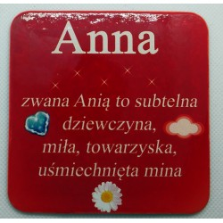 """Podkładka pod kubek """"Anna"""""""