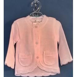 Sweterek dziewczęcy  - 2 - 68