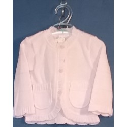 Sweterek dziewczęcy  - 1 -80