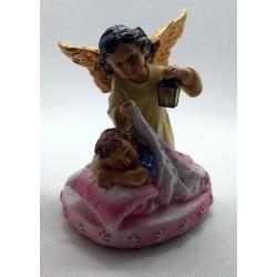 Anioł Stróż - różowy